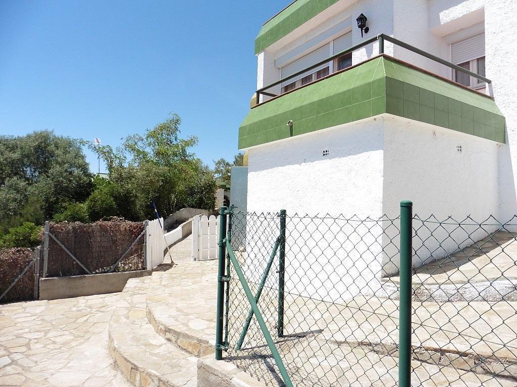 Fachada - Apartamento en venta en Muntanya del mar en Canyelles - 299718002