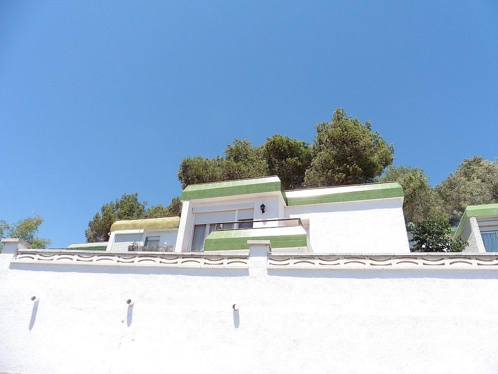 Fachada - Apartamento en venta en Muntanya del mar en Canyelles - 299718008