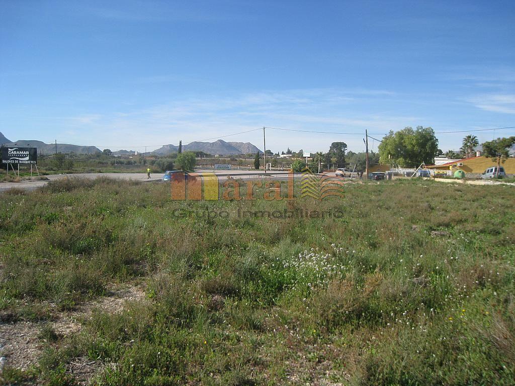 Vistas - Parcela en alquiler en San Vicente del Raspeig/Sant Vicent del Raspeig - 249324741