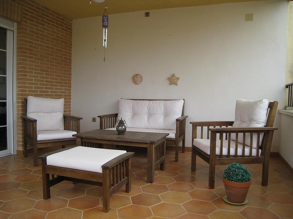 Porche - Chalet en alquiler en Pueblo Español-Coveta Fumá en Campello (el) - 161026295