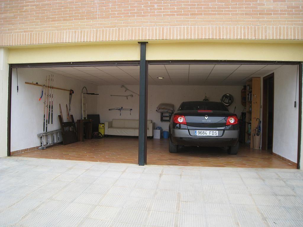 Garaje - Chalet en alquiler en Pueblo Español-Coveta Fumá en Campello (el) - 161026360