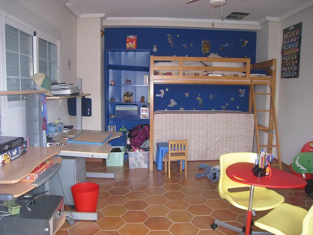 Dormitorio - Chalet en alquiler en Pueblo Español-Coveta Fumá en Campello (el) - 161026385
