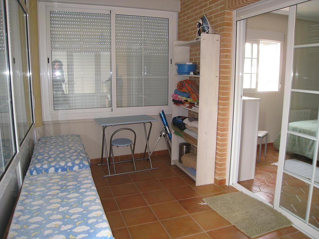 Dormitorio - Chalet en alquiler en Pueblo Español-Coveta Fumá en Campello (el) - 161026400