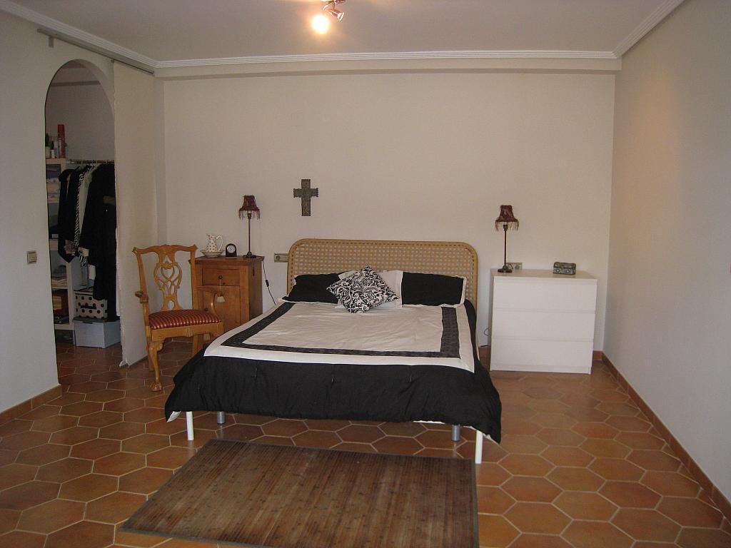 Dormitorio - Chalet en alquiler en Pueblo Español-Coveta Fumá en Campello (el) - 161026406
