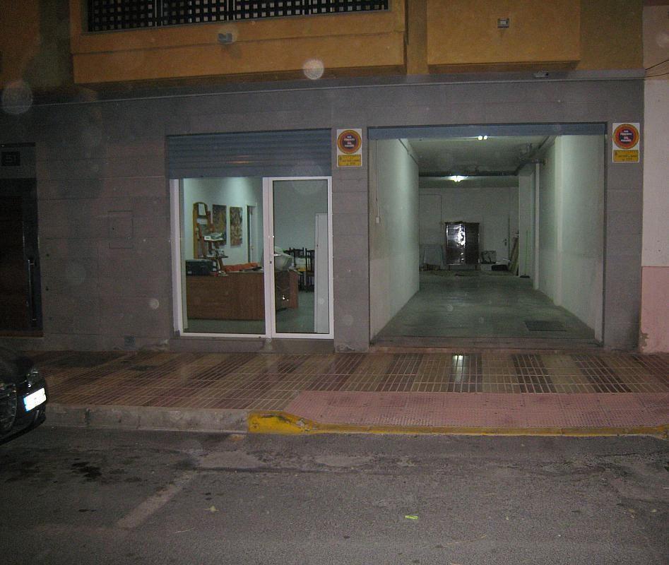 Fachada - Local comercial en alquiler en San Vicente del Raspeig/Sant Vicent del Raspeig - 236674462