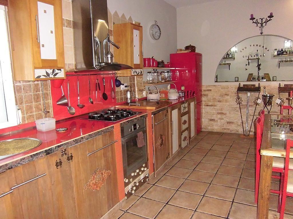 Cocina - Chalet en alquiler en Ciudad Real - 224504140