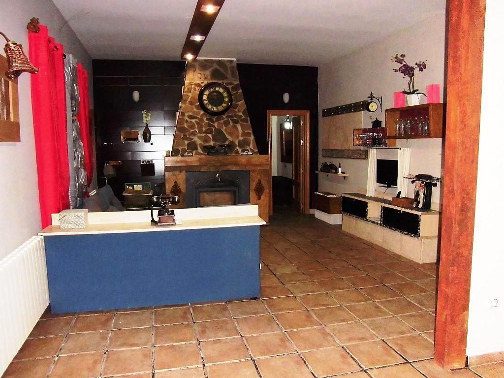 Salón - Chalet en alquiler en Ciudad Real - 224504376