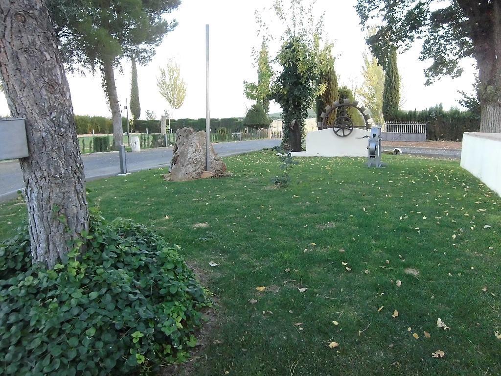 Jardín - Chalet en alquiler en Ciudad Real - 224504408