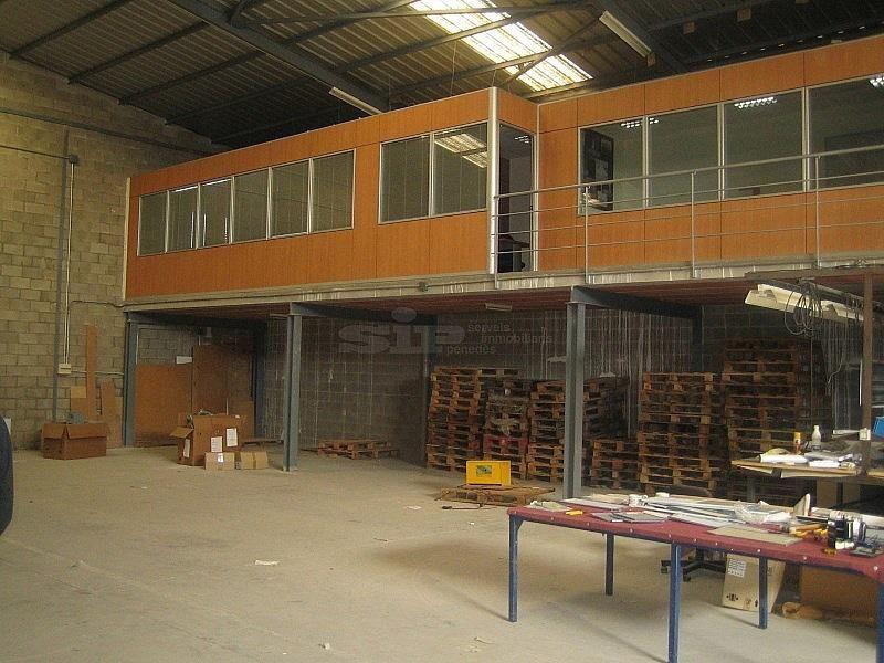 IMG_4668.JPG - Nave industrial en alquiler opción compra en calle Olerdola Poligono Industrial Sant Pere Molanta, Olèrdola - 214949484