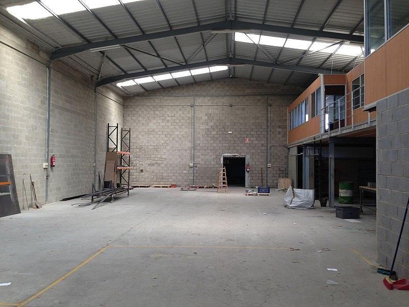 VISTA GENERAL 1.JPG - Nave industrial en alquiler opción compra en calle Olerdola Poligono Industrial Sant Pere Molanta, Olèrdola - 214949508