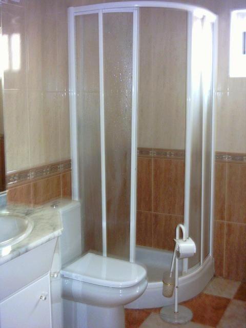 Baño - Apartamento en alquiler en calle Caballeros de Navarra, Caravaca de la Cruz - 35736442