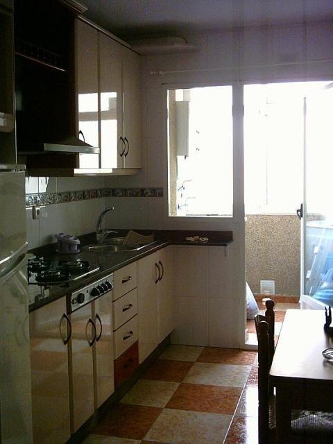 Cocina - Apartamento en alquiler en calle Caballeros de Navarra, Caravaca de la Cruz - 35736445