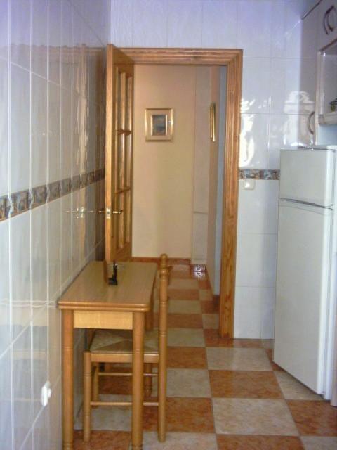 Cocina - Apartamento en alquiler en calle Caballeros de Navarra, Caravaca de la Cruz - 35736446