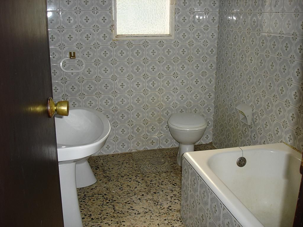Baño - Piso en alquiler en calle Carretas, Talavera de la Reina - 305265088