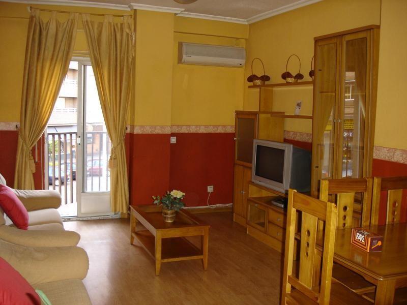 Salón - Piso en alquiler en calle Juan Carlos I, Talavera de la Reina - 75626956