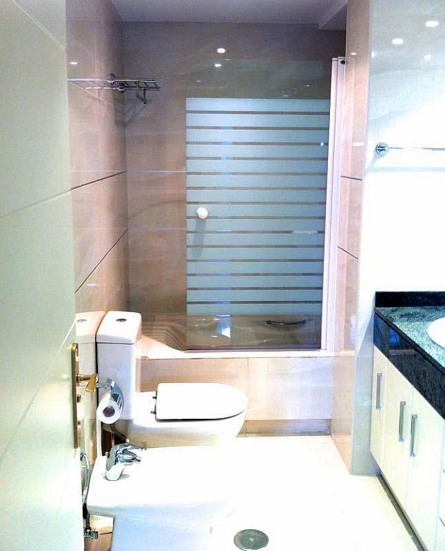 Baño - Dúplex en alquiler en calle Pirineos, Ciudad Universitaria en Madrid - 217437891