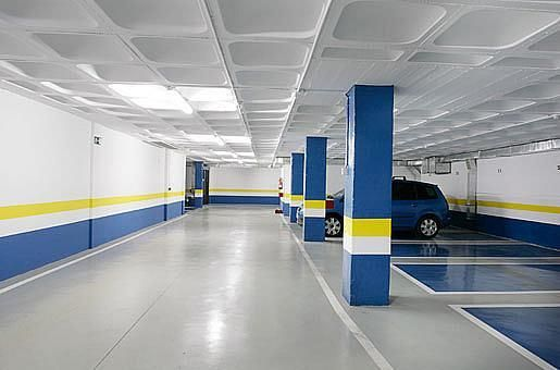Parking - Parking en alquiler en calle , Vecindario - 189595396