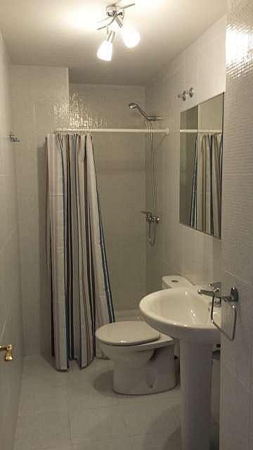 Baño - Apartamento en alquiler en calle Argañosa, La Argañosa en Oviedo - 263948730