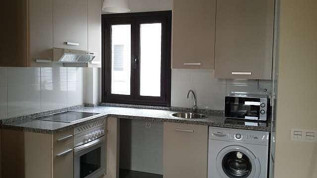Cocina - Apartamento en alquiler en calle Argañosa, La Argañosa en Oviedo - 263948731