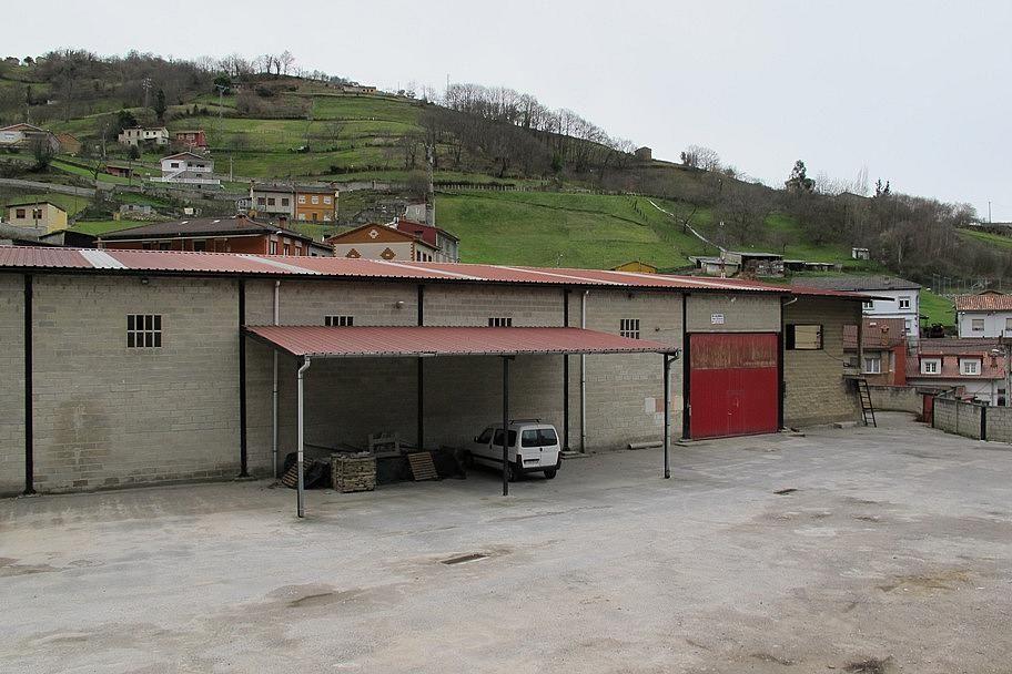 Nave en alquiler en calle Bedavo, San Martín del Rey Aurelio - 316323469