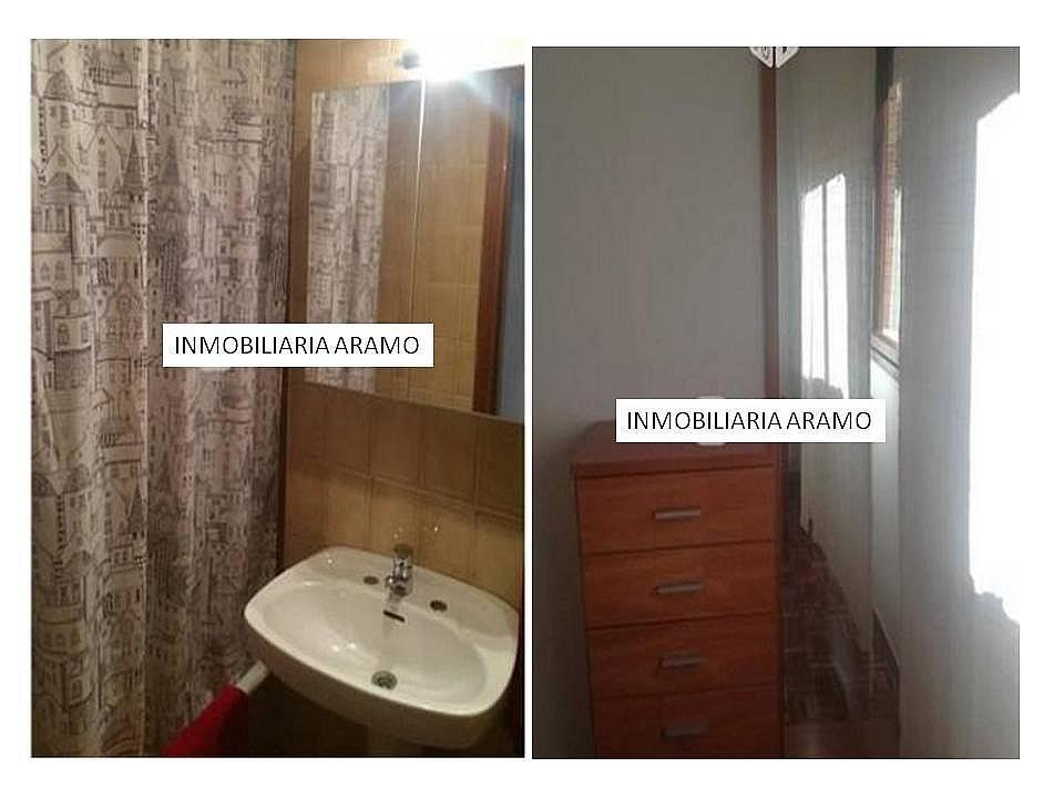 Baño - Piso en alquiler en calle Padre Aller, Ciudad Naranco en Oviedo - 215956503