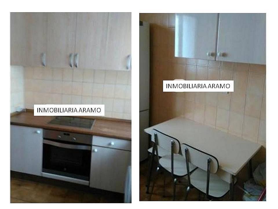 Cocina - Piso en alquiler en calle Padre Aller, Ciudad Naranco en Oviedo - 215956504