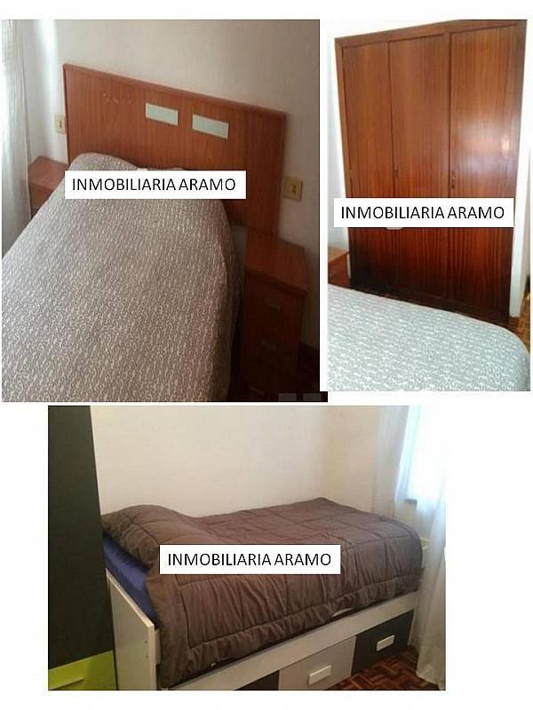 Dormitorio - Piso en alquiler en calle Padre Aller, Ciudad Naranco en Oviedo - 215956507