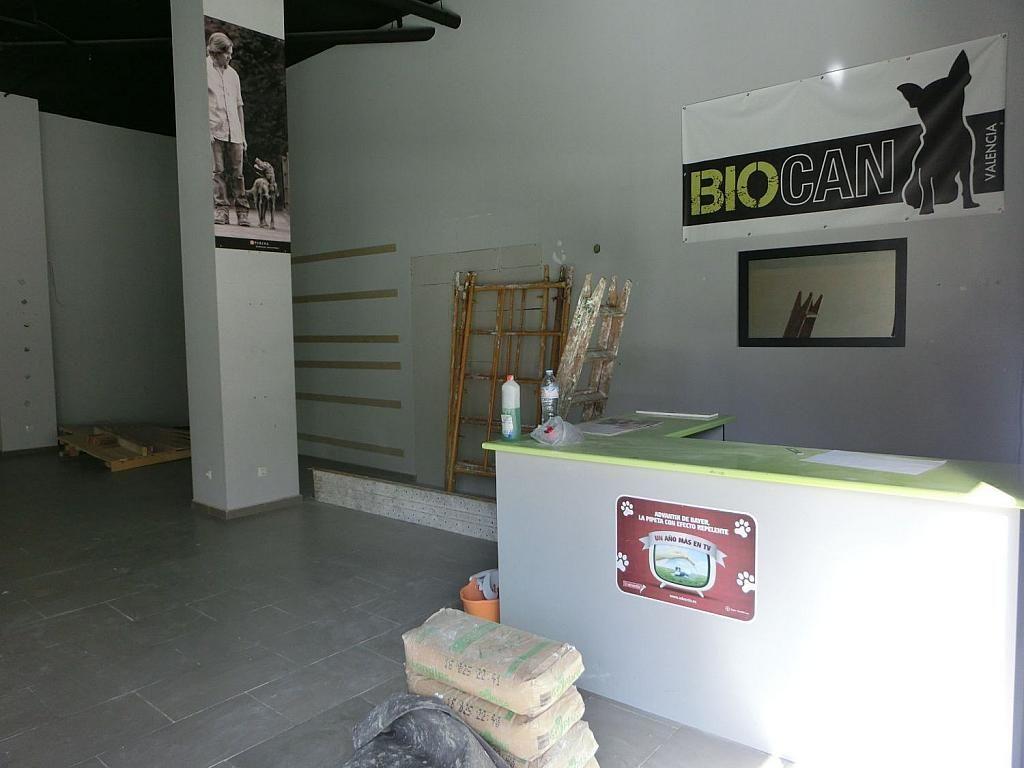 Local comercial en alquiler en calle El Fielat, Mislata - 358857028