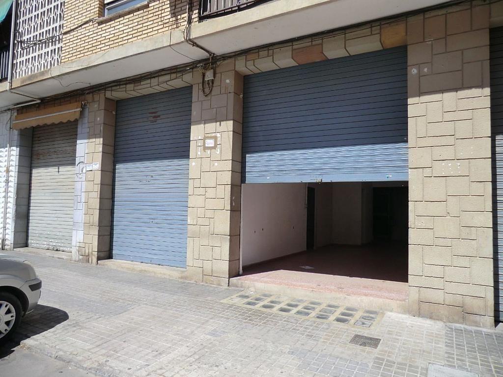 Local comercial en alquiler en calle Pintor Matarana, Benicalap en Valencia - 358857313