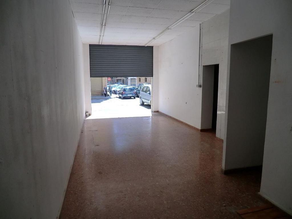Local comercial en alquiler en calle Pintor Matarana, Benicalap en Valencia - 358857316