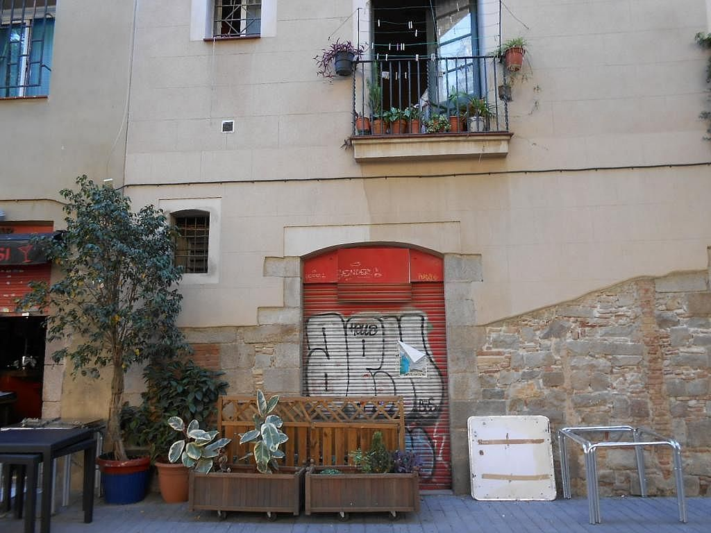 Imagen del inmueble - Local comercial en alquiler en calle Den Tantarantana, Born-Santa Caterina-Sant Pere-La Ribera en Barcelona - 259166104