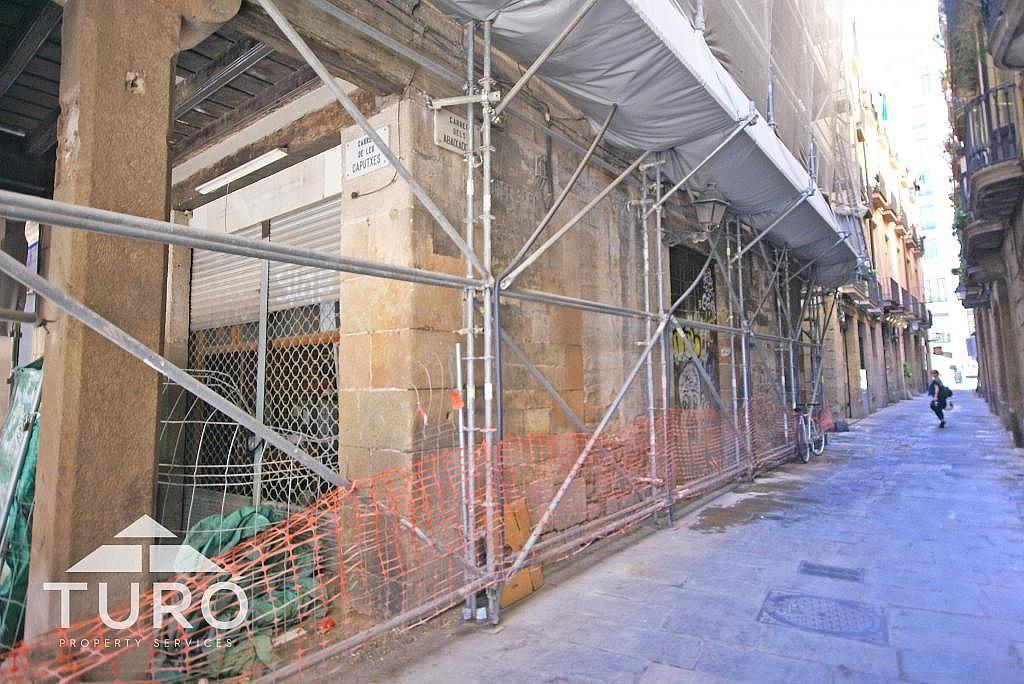 Imagen del inmueble - Local comercial en alquiler en calle De Les Caputxes, Born-Santa Caterina-Sant Pere-La Ribera en Barcelona - 303610194