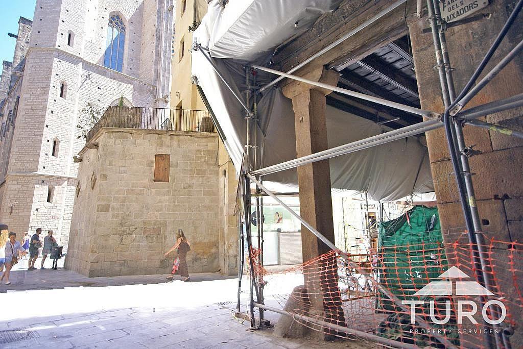 Imagen del inmueble - Local comercial en alquiler en calle De Les Caputxes, Born-Santa Caterina-Sant Pere-La Ribera en Barcelona - 303610200