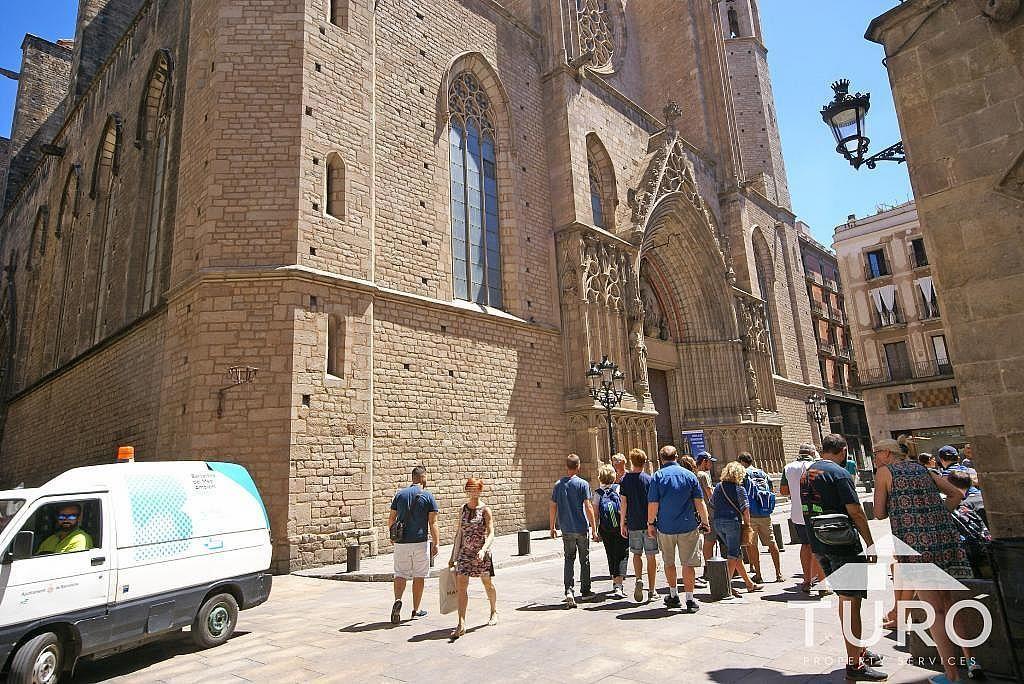 Imagen del inmueble - Local comercial en alquiler en calle De Les Caputxes, Born-Santa Caterina-Sant Pere-La Ribera en Barcelona - 303610203