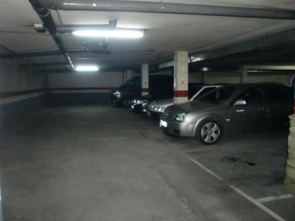 Garaje en alquiler en calle Marqués de Santillana, Palencia - 357343322