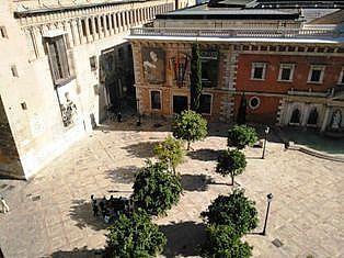 Despacho en alquiler en plaza Patriarca, La Seu en Valencia - 222378128