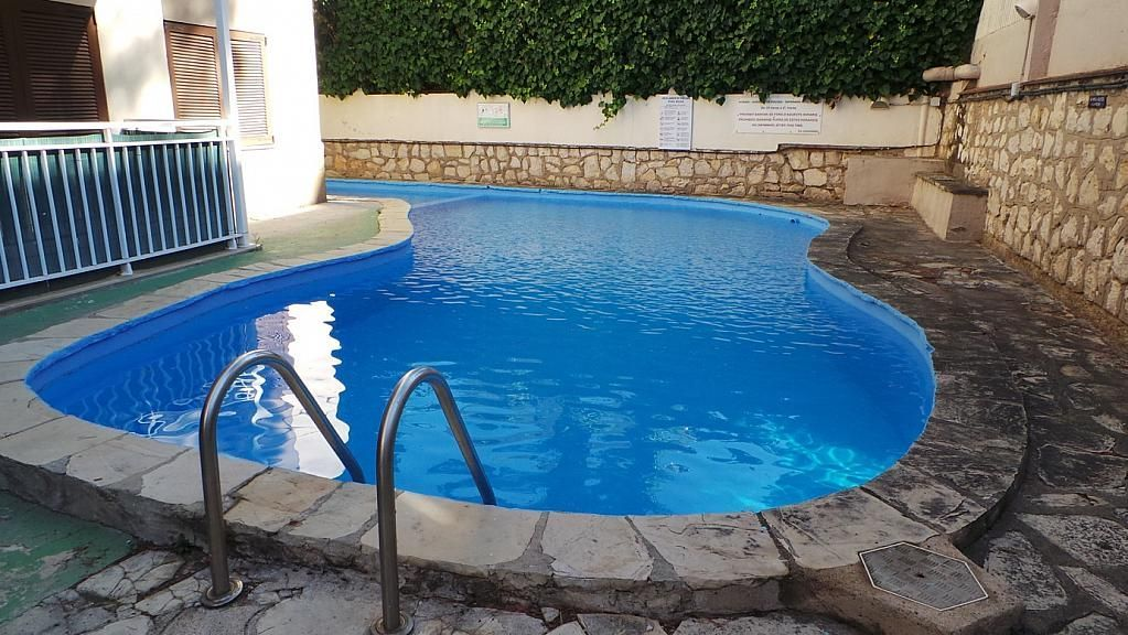 Piscina - Apartamento en venta en calle Priorat, Capellans o acantilados en Salou - 199164221
