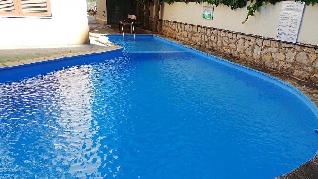 Piscina - Apartamento en venta en calle Priorat, Capellans o acantilados en Salou - 199164225