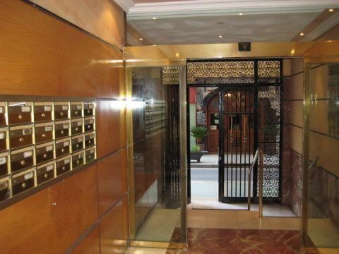 Vestíbulo - Oficina en alquiler en calle Teniente General Chapuli, Centro en Alicante/Alacant - 22743284