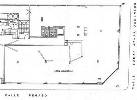 Detalles - Local comercial en alquiler en calle Pegaso, Florida Alta en Alicante/Alacant - 27467108