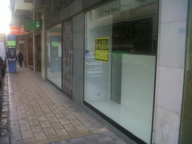 Local comercial en alquiler en calle Churruca, Centro en Alicante/Alacant - 57939607