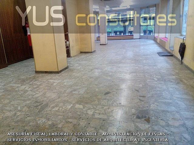 Local en alquiler opción compra en calle Sangenis, Delicias en Zaragoza - 256412855