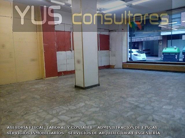Local en alquiler opción compra en calle Sangenis, Delicias en Zaragoza - 256412857