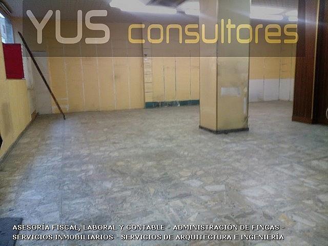 Local en alquiler opción compra en calle Sangenis, Delicias en Zaragoza - 256412858
