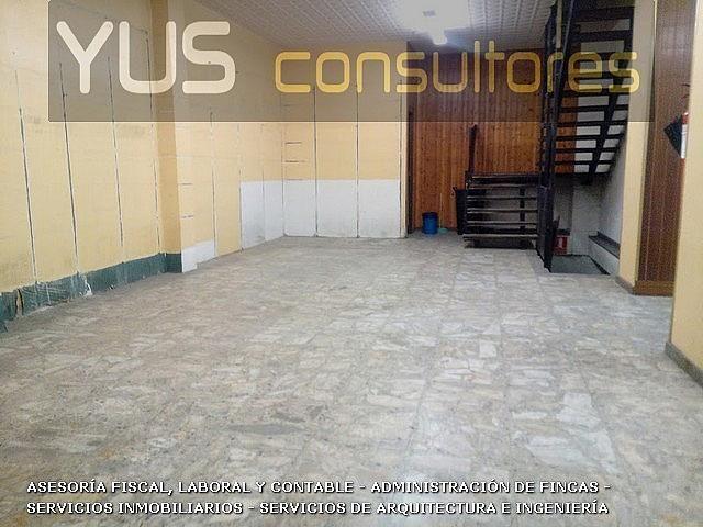 Local en alquiler opción compra en calle Sangenis, Delicias en Zaragoza - 256412859