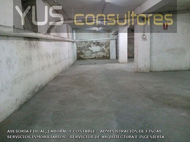 Local en alquiler opción compra en calle Sangenis, Delicias en Zaragoza - 256412863