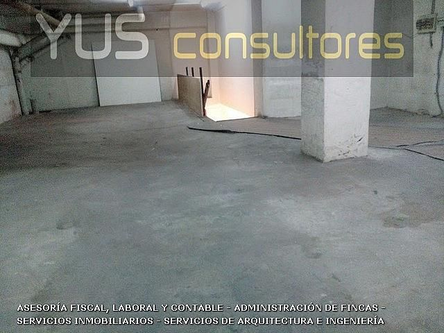 Local en alquiler opción compra en calle Sangenis, Delicias en Zaragoza - 256412869