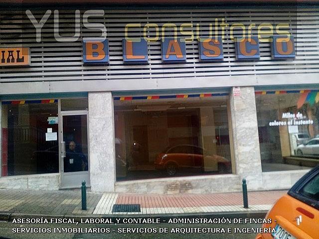 Local en alquiler opción compra en calle Sangenis, Delicias en Zaragoza - 256412920