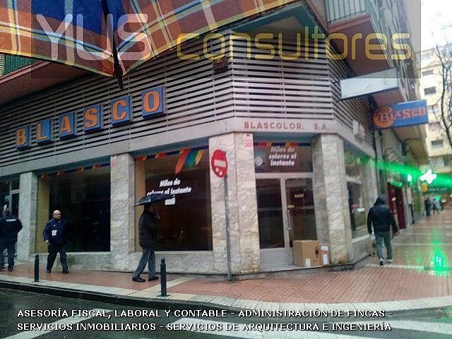 Local en alquiler opción compra en calle Sangenis, Delicias en Zaragoza - 256412922