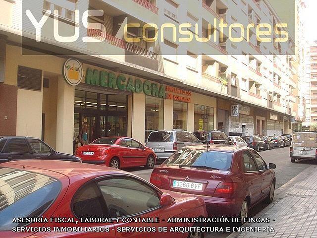 Local comercial en alquiler en calle Tenor Gayarre, Delicias en Zaragoza - 295402466